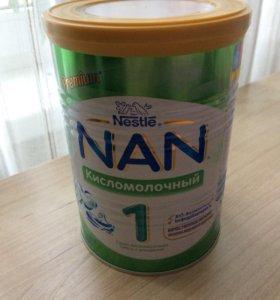 Смесь NAN 1 кисломолочная
