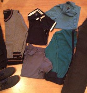 Пакет одежды/ мужская одежда
