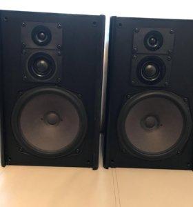Ревокс 3х полосная акустика пара