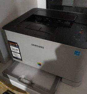 Цветной принтер CLP-360