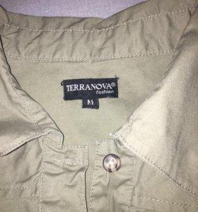 Женская рубашка TERRANOVA (44-46 р-р)