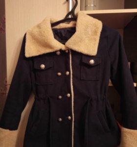 Пальто весна-осень