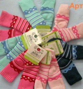 Носки теплые новые