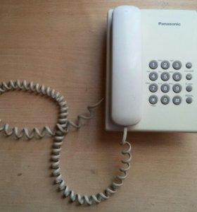 Стационарный телефон Panasonic KX-TS2350RUW