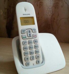 Продается радиотелефон для дома Philips CD190.