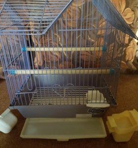 Клетка для канарейки, попугая