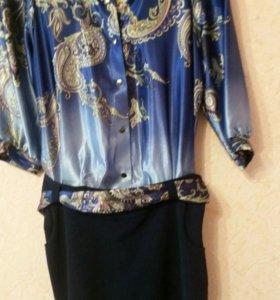 Платье .размер 46-48