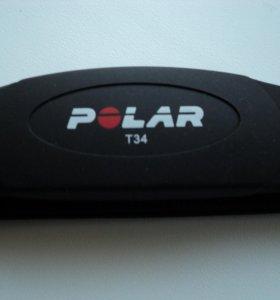 Пульсометр для бег дорожки Polar T34