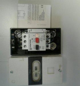 Рубильник для мотора термоконтактное реле STDT16