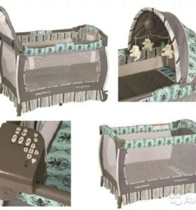 Baby Trend Deluxe Provence +Baby Holl Hard