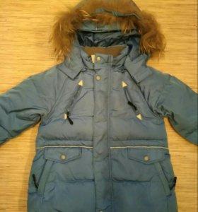 Куртка на мальчика. б/у
