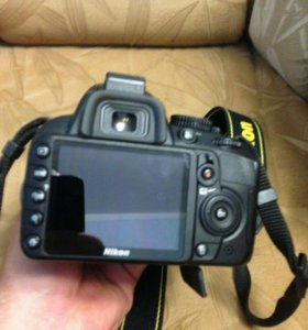 Продам Nikon 3100