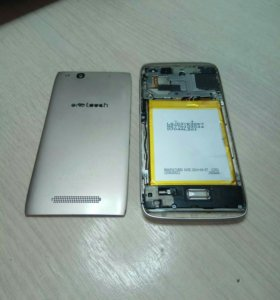 Телефон alcatel one touch (на запчасти).