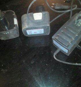 Аккумуляторы и зарядка