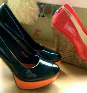 Новые туфли 👠 Размер 38