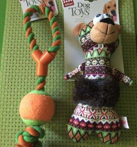 Игрушки для собак и кошек
