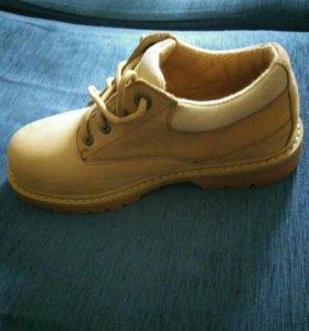 Новые ботинки. Catmandoo