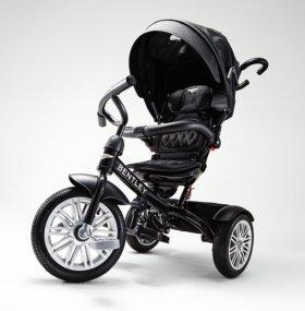 Трехколёсный велосипед Bentley Onyx Black BN1