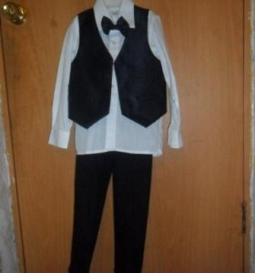 "костюм для мальчика ""тройка"""