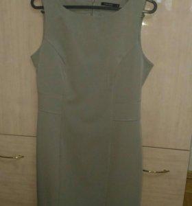 Новое офисное платье размера М