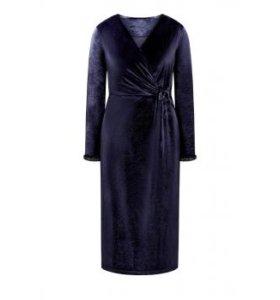 Платье, темно-синий