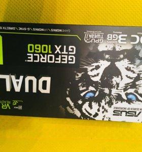 Видеокарта GeForce GTX 1060 dual