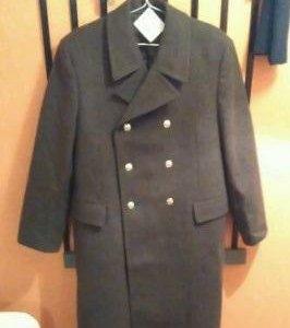Пальто(шинель) для офицеров и прапорщиков