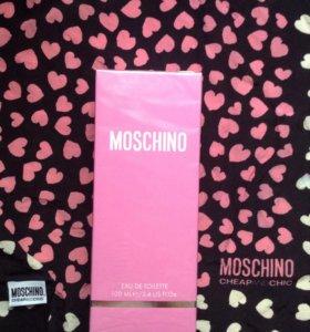 Moschino Pink Fresh (100ml) Новинка!!!