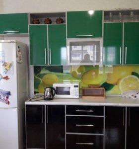 Кухонный гарнитур с б/у техникой