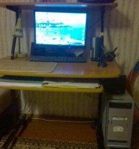Компьютер+монитор+ИБП