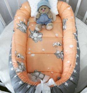 Кокон-Гнездышко для новорождённого