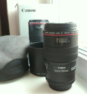 Canon EF 100mm f/2.8 IS USM