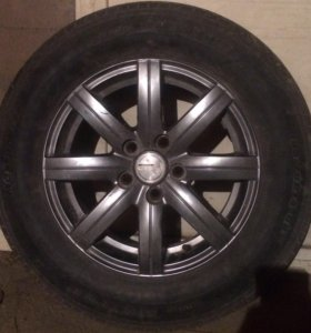 Комплект из 4 колёс
