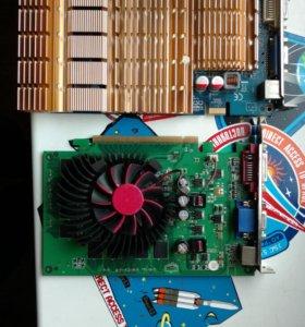 Видеокарты GeForce: 8500, 7300, 5200