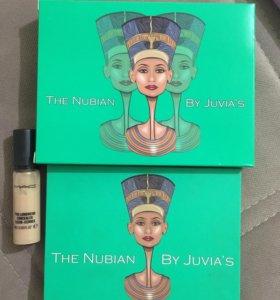 Палетка теней The Nubian.Оригинал.