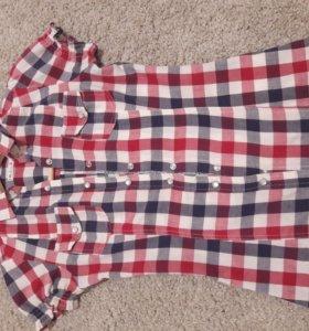 рубашка р.146