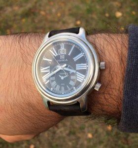 Часы серебряные Ника