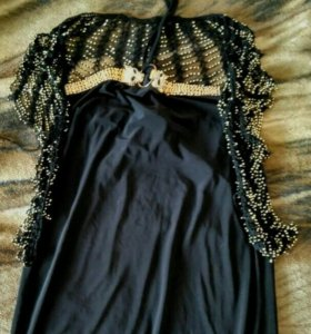 👗 Платье с накидкой ITTIERRE  46-48