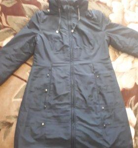 Куртка осень женская (пальто)