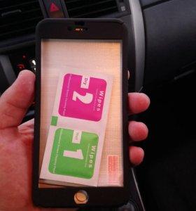 IPhone 6 plus матовый новый
