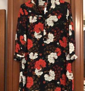 Платье -туника новые ,размеры 40-42-44