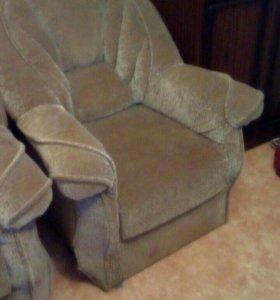 Оба кресла