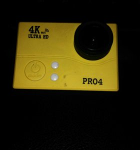 Экшен камера 4к