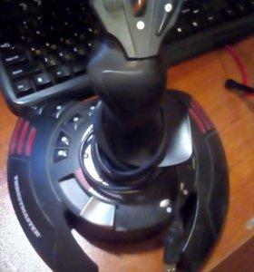 Джойстик thrustmaster t flight stick x