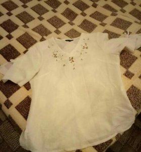 Блузка 56 размера