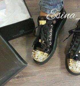 Ботинки под кожу РР