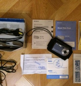 Цифровой фотоаппарат Sony DSC P-200