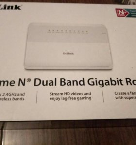 D-Link did 825 router