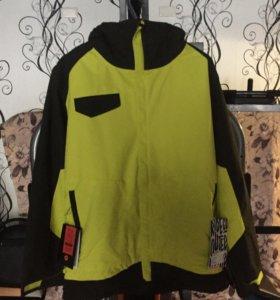 Куртка сноубордическая Ride