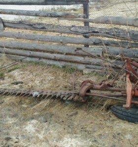 Навесное и прицепное оборудывание на трактор